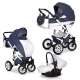 Caruciorul Durango 3 in 1 - Euro-Cart - Denim